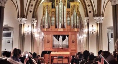 Photo of Concert Hall Органный зал, Иркутская областная филармония at Ул. Сухэ-батора, 1, Иркутск 664011, Russia