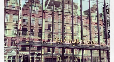 Photo of Theater DeLaMar Theater at Marnixstraat 402, Amsterdam 1017 PL, Netherlands