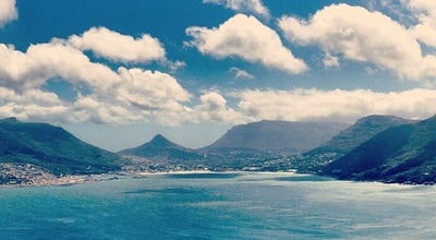Photo of Scenic Lookout Chapmans Peak View Point at Hout Bay, Cape Town, South Africa