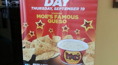 Photo of Burrito Place Moe's Southwest Grill at 6968 Douglas Blvd., Douglasville, GA 30135, United States