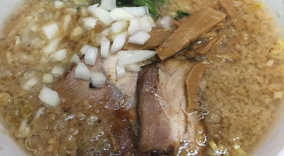 Photo of Ramen / Noodle House 麺処 大昇 at 学校町1丁目16-30, 見附市 954-0052, Japan