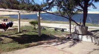 Photo of Lake Lagoa do Portinho at Parnaíba, Brazil