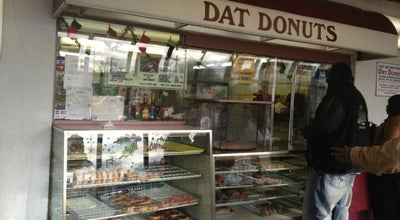 Photo of Donut Shop Dat Donut at 8249 S Cottage Grove Ave, Chicago, IL 60619, United States