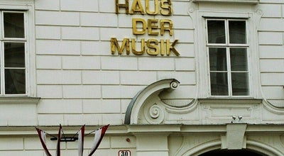 Photo of Museum Haus der Musik at Seilerstätte 30, Wien 1010, Austria