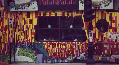 Photo of Burger Joint Patati Patata at 4177, Boul. Saint-laurent, Montréal, QC H1W 2Y7, Canada