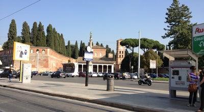 Photo of Church Basilica di San Lorenzo fuori le mura at Piazzale Del Verano, Roma 00185, Italy