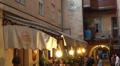 Photo of Cafe На Бамбетлi / Na Bambetli at Пл. Ринок, 29, Львів, Ukraine