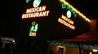 Photo of Mexican Restaurant El Nopal at 179 Golden Circle Dr, Calhoun, GA 30701, United States