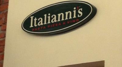Photo of Italian Restaurant Italianni's Pizza, Pasta & Vino at Perisur, Coyoacán, DF 04500, Mexico