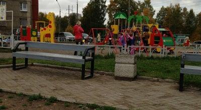 Photo of Playground Детская Площадка На Мерецкова at Russia