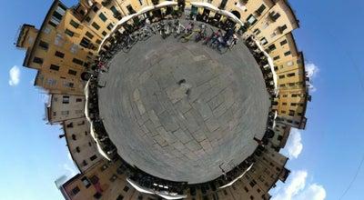 Photo of Plaza Piazza dell'Anfiteatro at Piazza Dell'anfiteatro, Lucca 55100, Italy