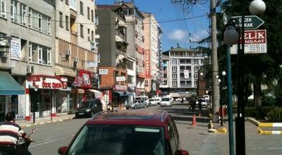 Photo of Trail Çarşamba Caddesi at Çarşamba Caddesi, Terme 55600, Turkey