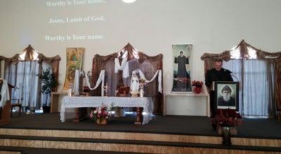 Photo of Church St. Sharbel Maronite Catholic Church at 10325 Rancho Destino Rd,, Las Vegas, NV 89183, United States