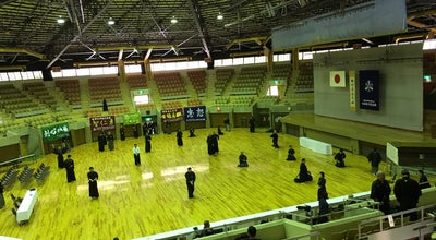 Photo of Martial Arts Dojo 岡山武道館 at いずみ町2-1, 岡山市 北区, Japan