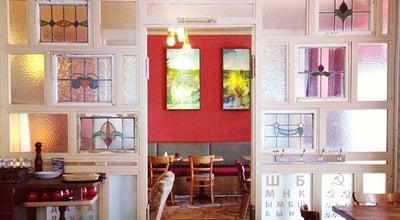 Photo of Russian Restaurant Café Datscha at Gabriel-max-str. 1, Berlin 10245, Germany