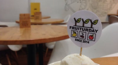 Photo of Juice Bar Fruiturday (ฟรุตเทอร์เดย์) at 1/1 Nimman Rd, Chiang Mai 50200, Thailand