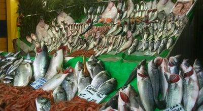 Photo of Fish Market Kartal Balık Pazarı at Caddebostan - Pendik Sahilyolu, İstanbul, Turkey