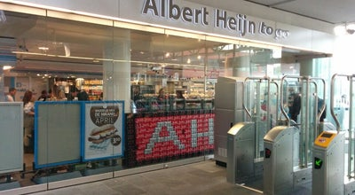 Photo of Convenience Store Albert Heijn to go at Station Leiden Centraal, Leiden 2312 AJ, Netherlands