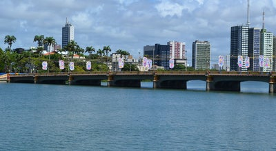 Photo of Historic Site Ponte Buarque Macedo at Av. Rio Branco, Recife, Brazil