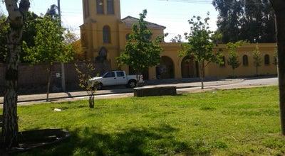 Photo of Church Parroquia Cristo Crucificado Los Lirios at Requinoa, Chile