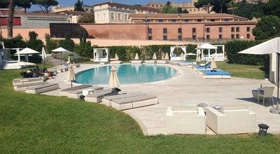 Photo of Hotel Gran Meliá Rome at Via Del Gianicolo, 3, Roma 00165, Italy