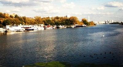 Photo of Lake Кожуховский пруд at Просп. Андропова, Москва, Russia