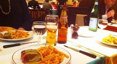 Photo of French Restaurant Le Relais de Venise at 5 Throgmorton St, City of London E C2N, United Kingdom