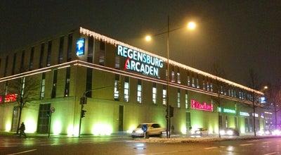 Photo of Mall Regensburg Arcaden at Friedenstr. 23, Regensburg 93053, Germany