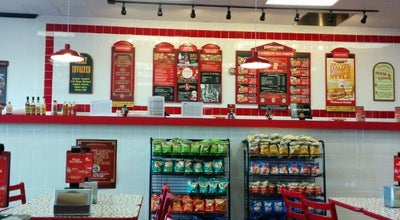 Photo of Sandwich Place Firehouse Subs at 405 N Eola Rd, Aurora, IL 60502, United States