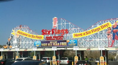 Photo of Other Venue Six Flags Magic Mountain at 26101 Magic Mountain Pkwy, Valencia, CA 91355