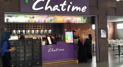 Photo of Cafe Chatime at Km 305 Plus Highway, Serdang, Malaysia