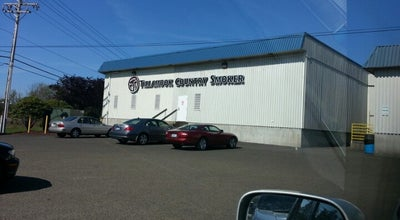 Photo of Snack Place Tillamook Country Smoker Factory Outlet at 8335 Highway 101 N, Bay City, OR 97107, United States