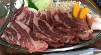 Photo of BBQ Joint ジンギスカン・シロー at 蔵王半郷266-10, 山形市 990-2305, Japan