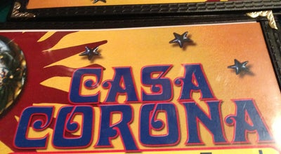 Photo of Mexican Restaurant Casa Corona at 7044 N Cedar Ave, Fresno, CA 93720, United States
