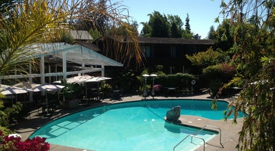 Photo of Hotel Dinah's Garden Hotel at 4261 El Camino Real, Palo Alto, CA 94306, United States