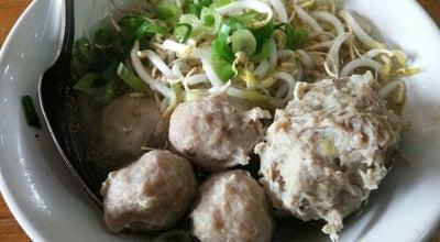 Photo of Meatball Place Mie Baso Urat Firman at Jl. Dr. Sukardjo No. 104, Tasikmalaya, Indonesia