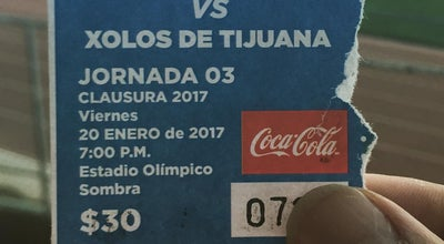 Photo of Park Estadio Olimpico at Mexico