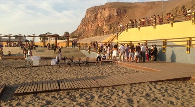 Photo of Beach Playa El Laucho at Av Comandante San Martín, Arica, Chile
