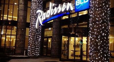 Photo of Hotel Radisson Blu Hotel, Kyiv Podil at 17-19 Bratskaya St., Kyiv 04070, Ukraine