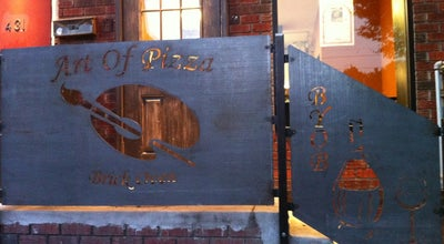 Photo of Pizza Place Art Of Pizza at 431 E Girard Ave, Philadelphia, PA 19125, United States
