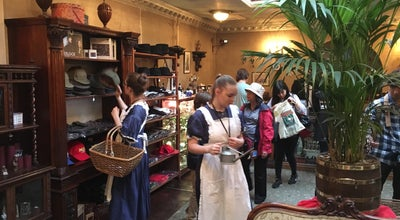 Photo of Souvenir Shop Sherlock Holmes museum shop at United Kingdom