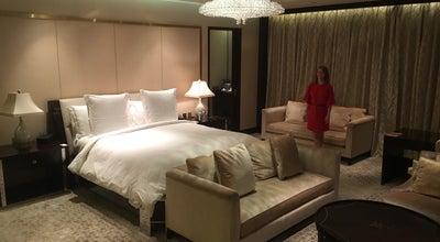 Photo of Hotel Four Seasons Hotel Beijing 北京四季酒店 at 48 Liangmaqiao Rd, Beijing, Be 100125, China