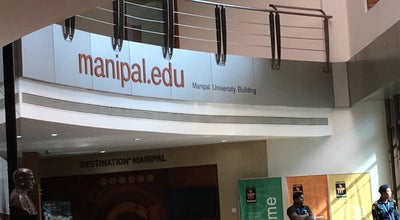 Photo of College Administrative Building Manipal.Edu Building at Manipal, India