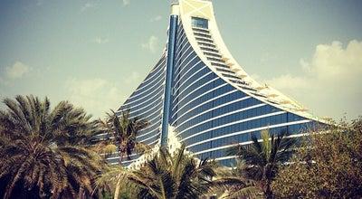 Photo of Resort Jumeirah Beach Hotel فندق جميرا بيتش at Jumeirah Rd., Dubai, United Arab Emirates