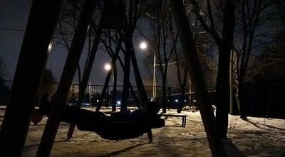 Photo of Playground Детская площадка на Юрловском at Russia
