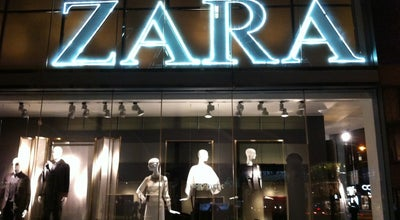 Photo of Clothing Store Zara at 750 Lexington Ave, New York, NY 10022
