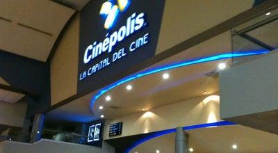 Photo of Movie Theater Cinépolis at Blv. Jesús Valdéz Sánchez No. 365 Int. Ancla 3 Col. Ex Hacienda De Los Cerritos Cp 25010 Esquina Con Carretera A Los González, Saltillo, Coah. 25010, Mexico