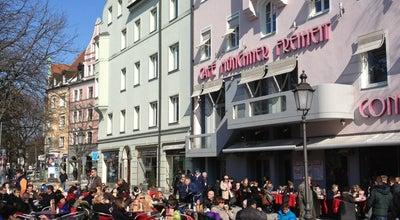 Photo of Cafe Café Münchner Freiheit at Münchner Freiheit 20, München 80802, Germany