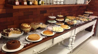 Photo of Dessert Shop Bolo de Chuva at Av. Duque De Caxias, 804, Belém, Brazil