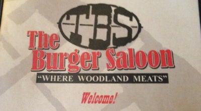 Photo of Burger Joint The Burger Saloon at 601 Main St, Woodland, CA 95695, United States